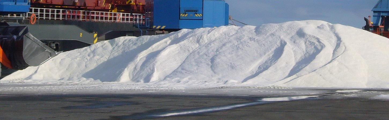 Loose Load White Salt