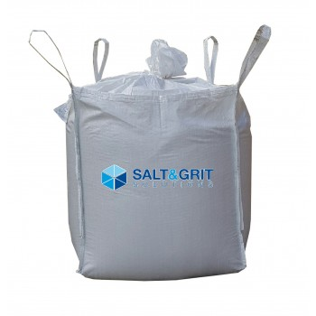 Red/Brown Deicing Salt - Bulk Bag
