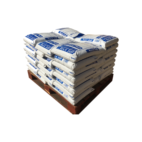40 x Red Rock Salt Bags