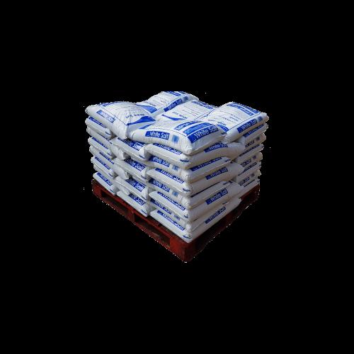 40 x White De-Icing Salt Bags